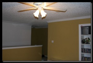 Redland Road Interior House Paint Before & After Pictures