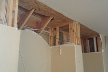 Water Damage Repair Drywall Sheetrock San Antonio TX (1)