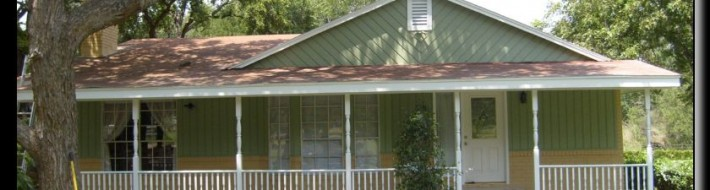 Windcrest TX House Painter