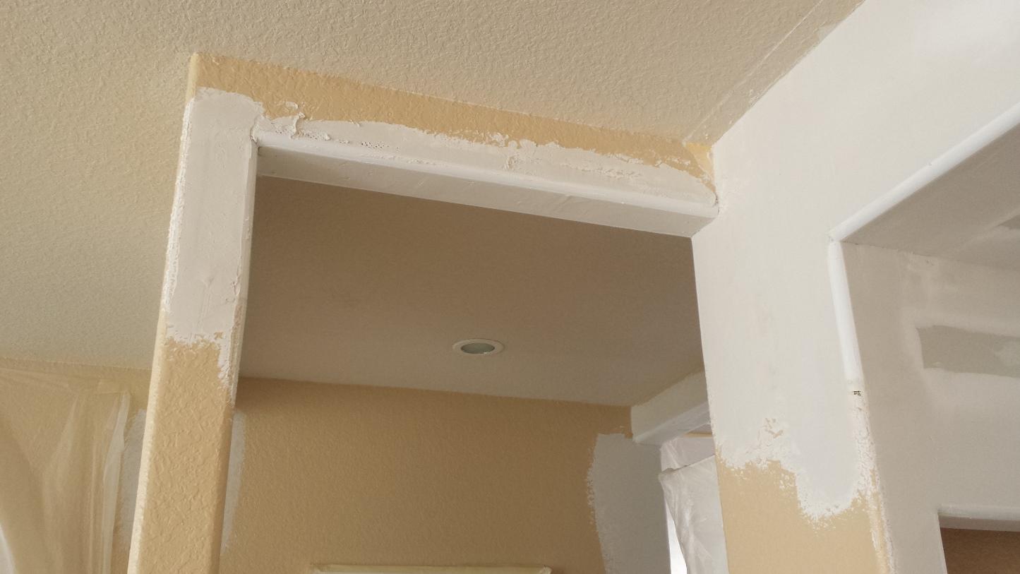 Photo Ceiling Water Damage Repair Images
